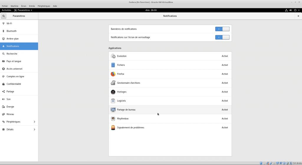 Linux tutoriel installation et utilisation de Fedora sospc.name capture R