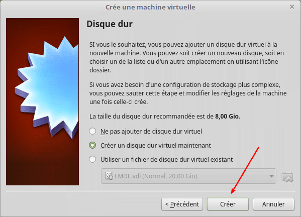 Linux tutoriel installation et utilisation de Fedora capture 4