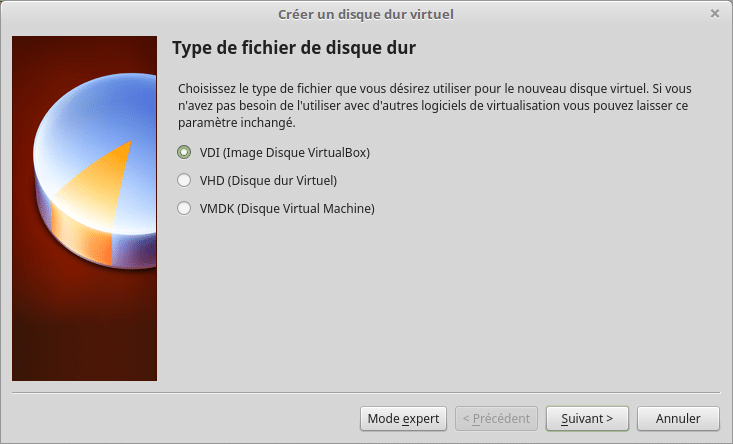 Linux tutoriel installation et utilisation de Fedora capture 5