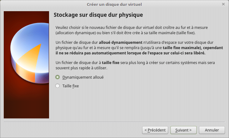 Linux tutoriel installation et utilisation de Fedora capture 6