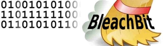 BleachBit, alternative CCleaner.