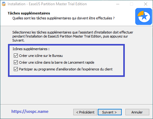 EaseUS Partition Master Pro 13 tutoriel image 2