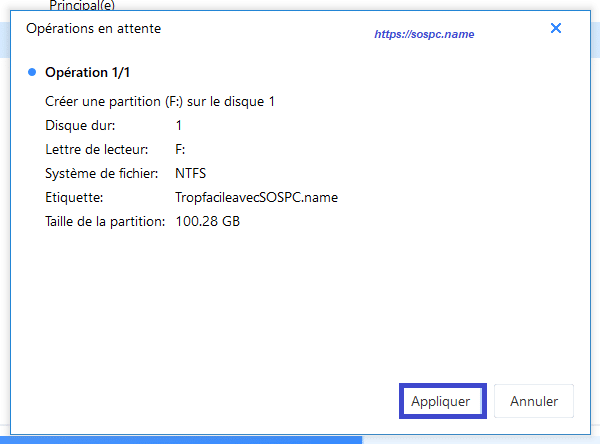EaseUS Partition Master Pro 13 tutoriel image 23