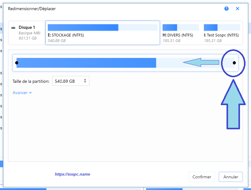 EaseUS Partition Master Pro 13 tutoriel image 12
