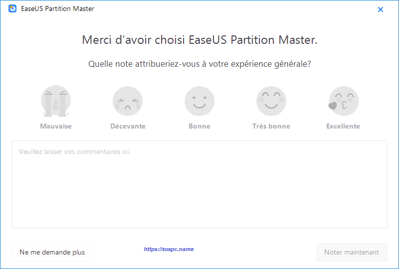 EaseUS Partition Master Pro 13 tutoriel image 18