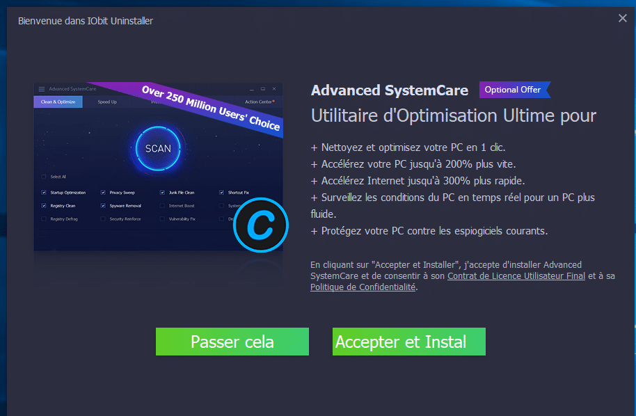 IObit Uninstaller 8 Tutoriel Image 4