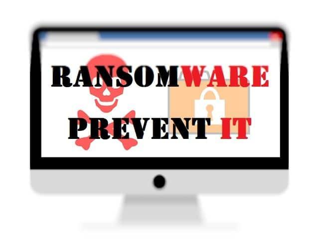 conseils prévention ransomwares