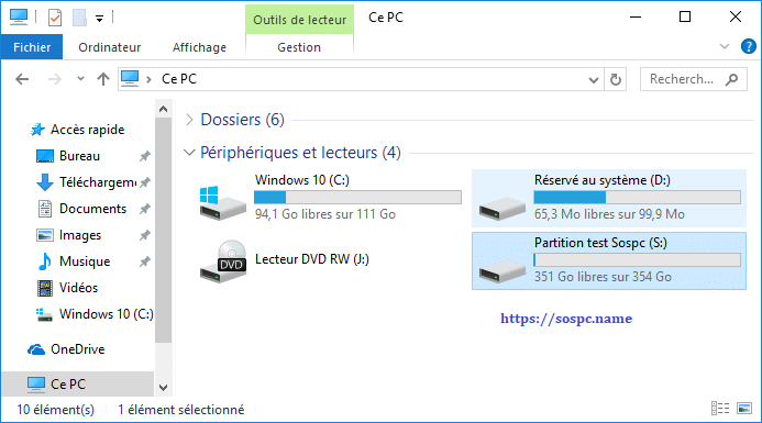 WinToHDD réinstaller Windows sans DVD, ni Clé USB tutoriel image 10