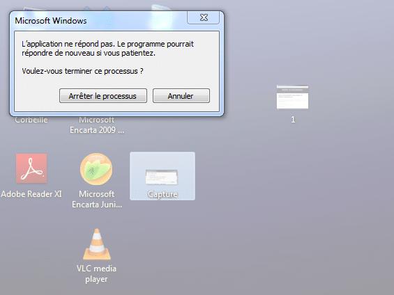 Ordinateur lent équipé d'AVAST, solution, image 1.