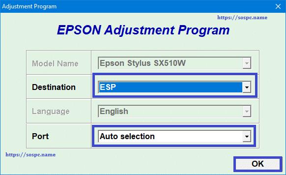 imprimante Epson tampons d'encre en fin de vie la solution