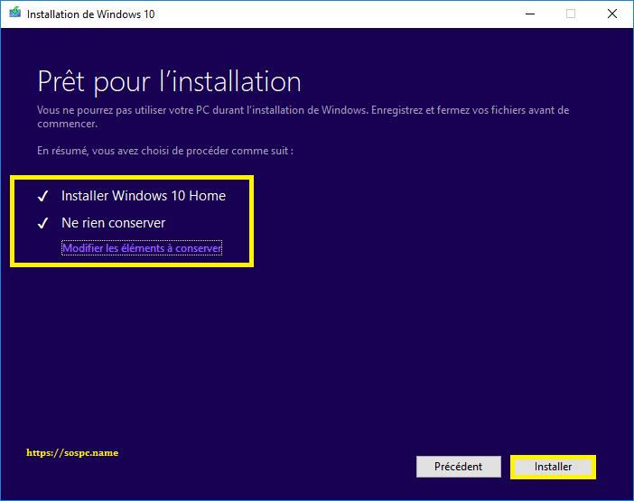 Windows 10 Redstone 5, 1809 tutoriel capture 11