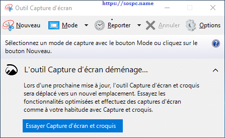 Windows 10 Redstone 5, 1809 tutoriel capture 32