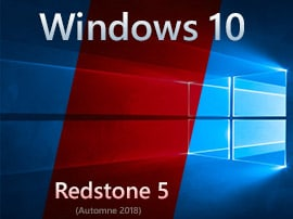 Windows 10 Redstone 5,