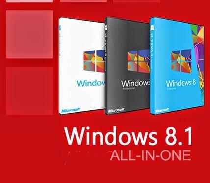 Windows 8.1+ Office16 +7 logiciels + mises à jour intégrées jusqu'à août 2017, par Mehdibleu.