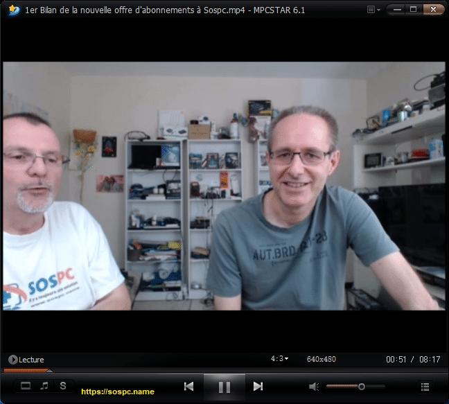 MPCStar Lecteur Vidéo + Lecteur Audio tutoriel image 8
