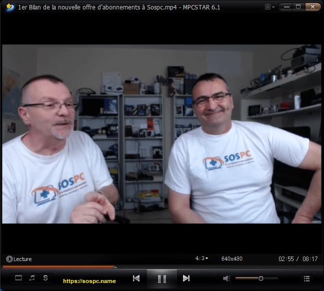 MPCStar Lecteur Vidéo + Lecteur Audio tutoriel image 9