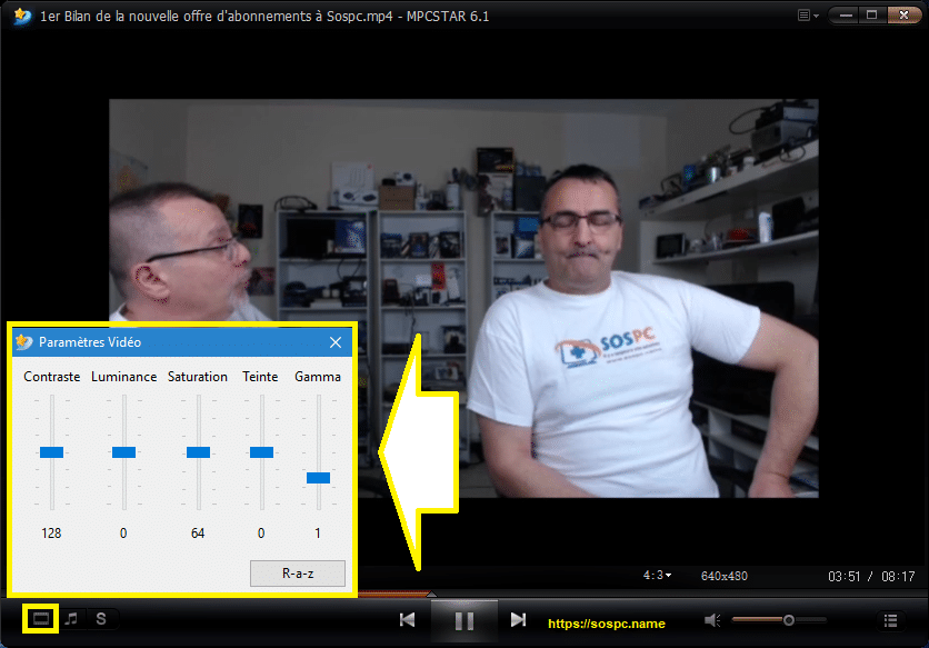 MPCStar Lecteur Vidéo + Lecteur Audio tutoriel image 10