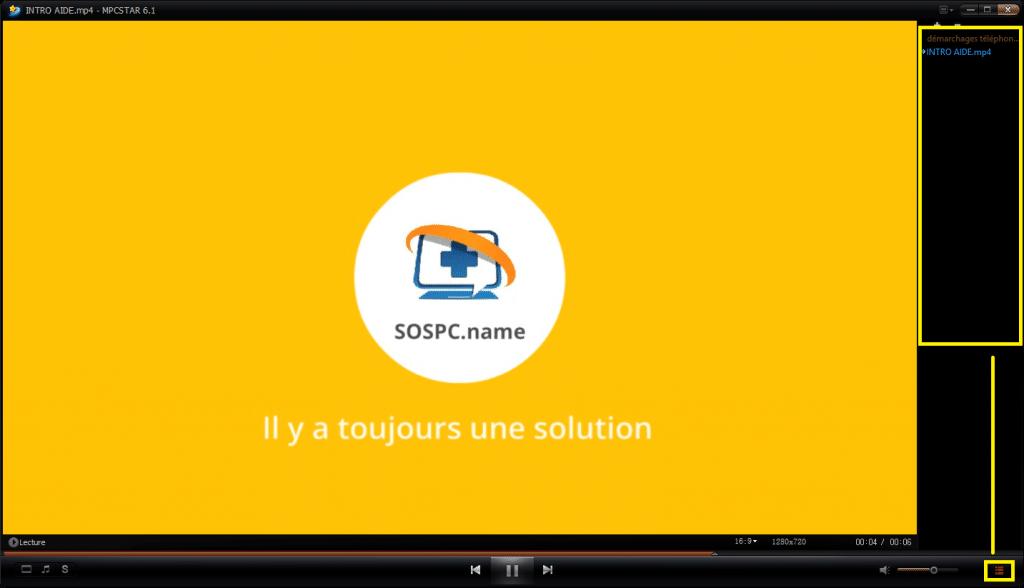 MPCStar Lecteur Vidéo + Lecteur Audio tutoriel image 11