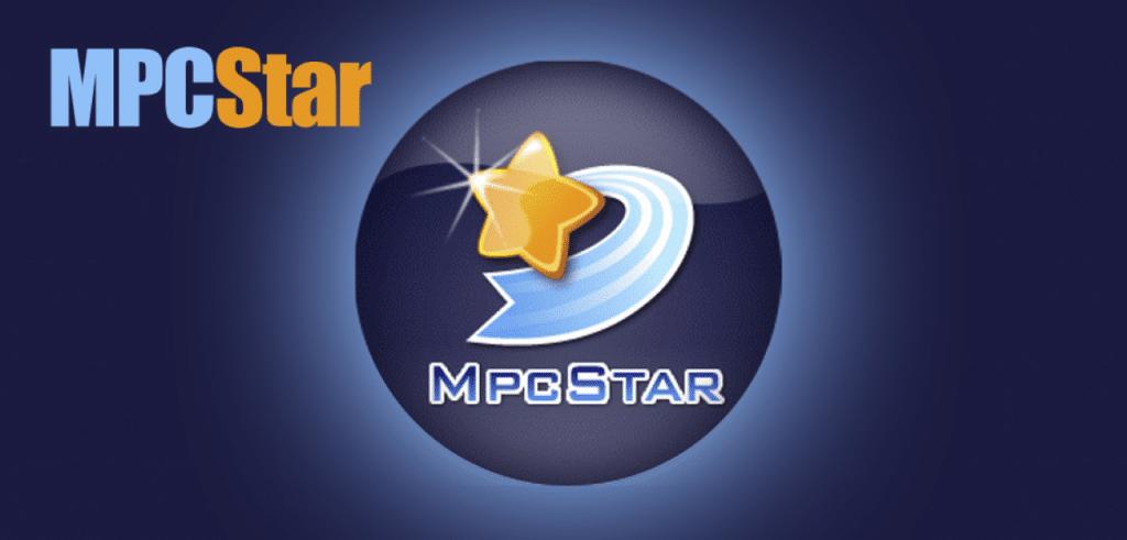 MPCStar un ensemble Lecteur Vidéo + Lecteur Audio très performant.