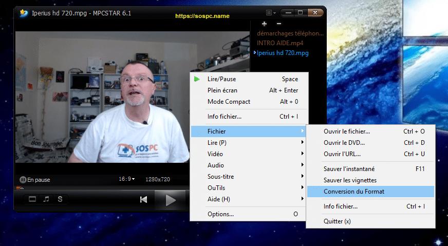 MPCStar Lecteur Vidéo + Lecteur Audio tutoriel image 19