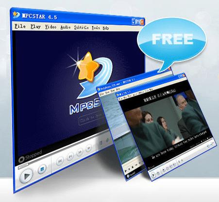 MPCStar Lecteur Vidéo + Lecteur Audio