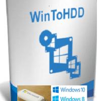 WinToHDD : créer une Clé USB bootable Multi-OS. [Licence Pro Offerte - Durée limitée]