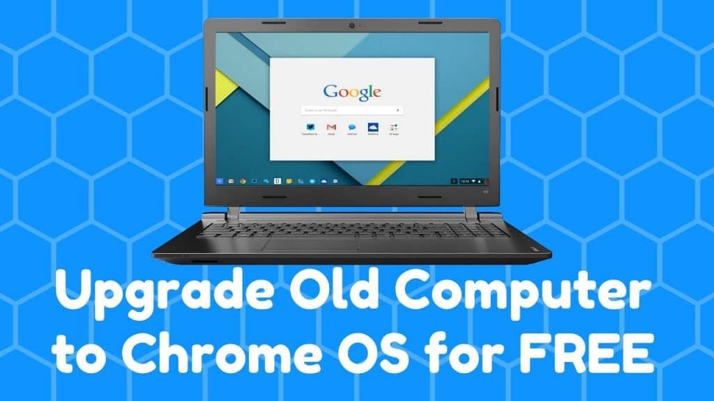 Chrome Os, une alternative intéressante pour les anciens ordinateurs.