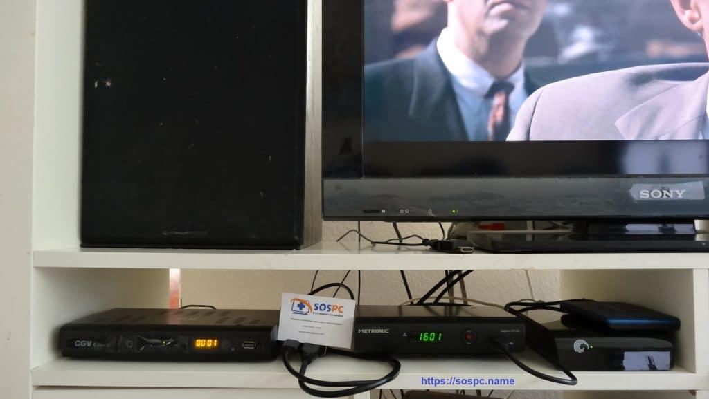Commutateur HDMI AVIS