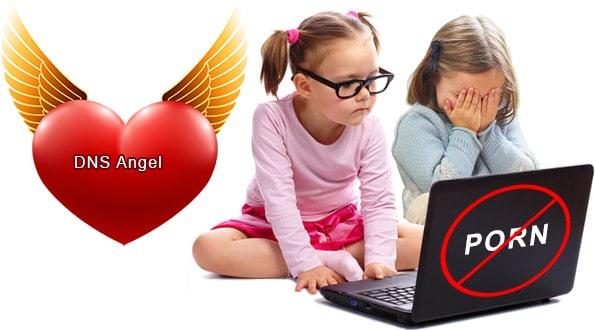 DNS Angel : protégez vos enfants des sites pornographiques.