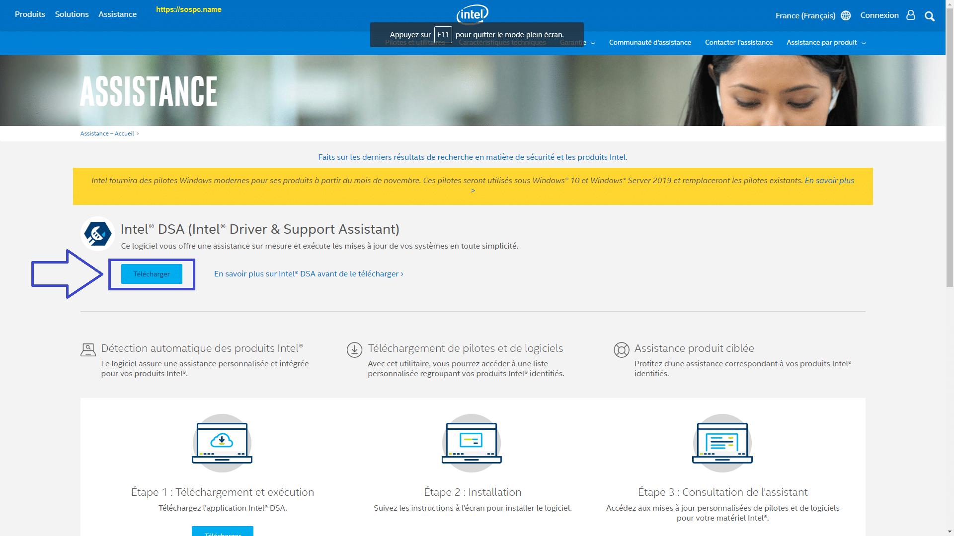 De nouveaux pilotes Intel sont disponibles image 3