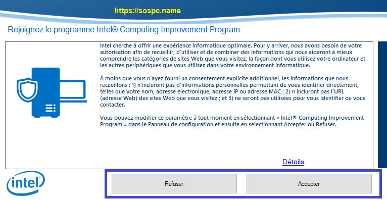 De nouveaux pilotes Intel sont disponibles image 5
