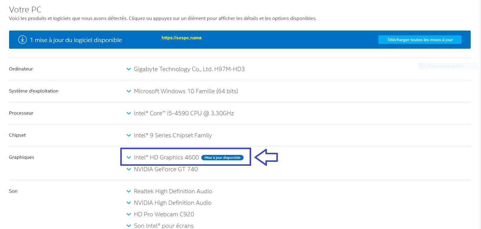 De nouveaux pilotes Intel sont disponibles image 8