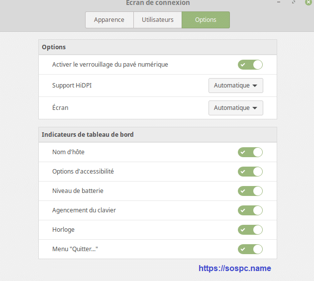 Installer Linux Mint 19 capture 3