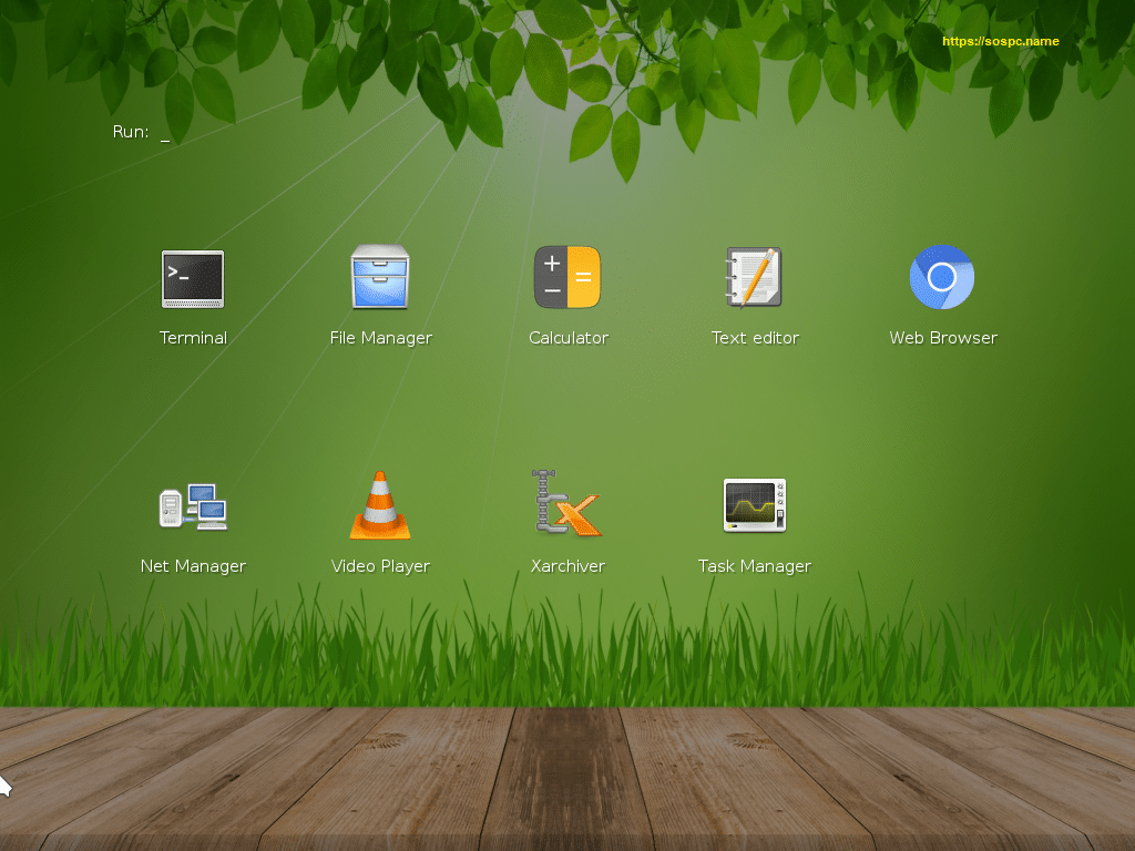 SLAX, une distribution Linux utilisable uniquement en mode Live image 5