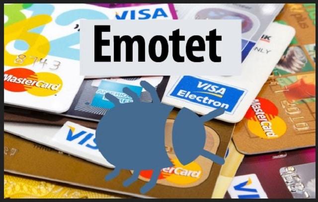 Un cheval de Troie bancaire nommé Emotet est en train de sévir actuellement.