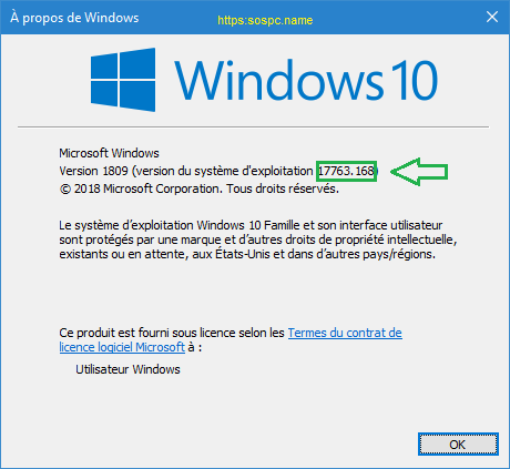 Microsoft publie une mise à jour importante pour Windows 10 1809. image 6
