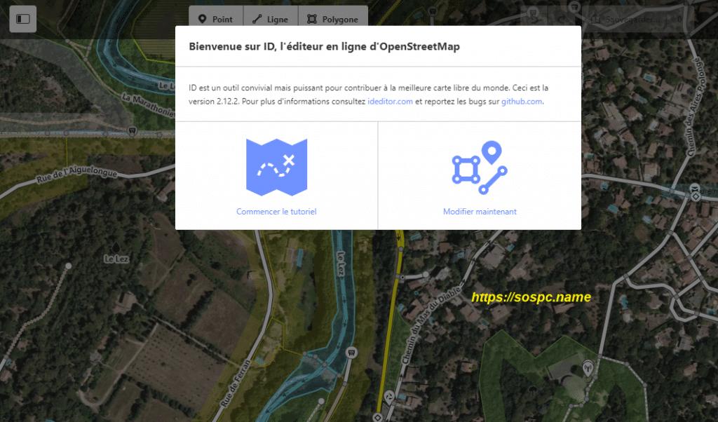 OpenStreetMapun équivalent à Google Maps image 8