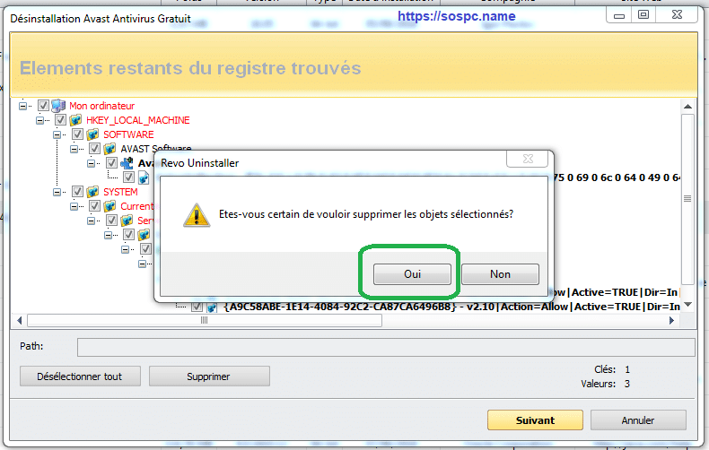 Revo Uninstaller : tutoriel complet, image 24
