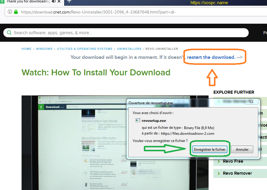 Revo Uninstaller : tutoriel complet, image 3