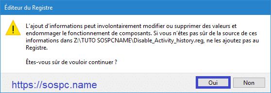 Windows 10 : bloquer la transmission de vos données image 9