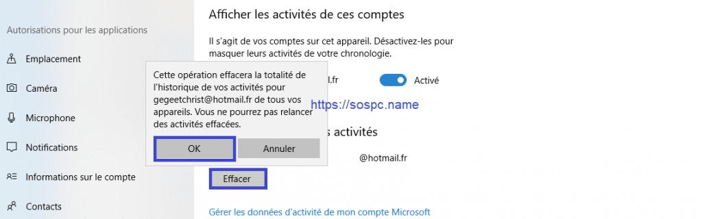 Windows 10 : bloquer la transmission de vos données / votre