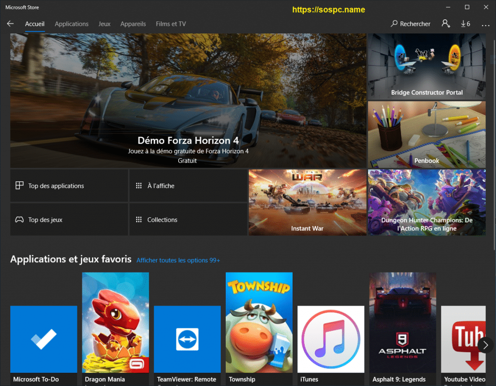 Windows 8 & 10 : comment vider le cache du Windows Store. Image 3