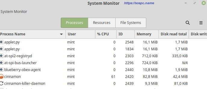 À la découverte du menu Linux Mint image 9