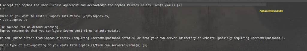 Antivirus pour Windows et Linux, l'inégalité de l'installation entre OS IMAGE 12