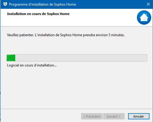 Antivirus pour Windows et Linux, l'inégalité de l'installation entre OS IMAGE 7