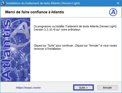 Atlantis tutoriel éditeur de texte 1ère partie image 2