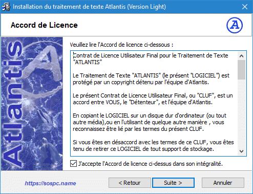 Atlantis tutoriel éditeur de texte 1ère partie image 3