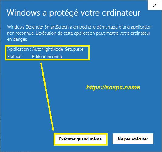 activer automatiquement le thème sombre sous Windows 10 1809 image 3