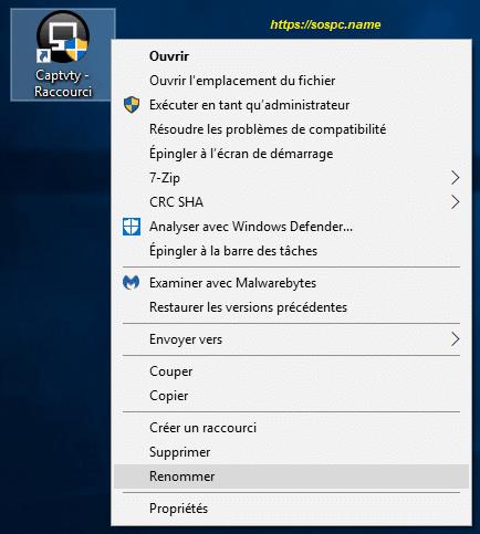 Les raccourcis sous Windows 10 tutoriel détaillé image 24