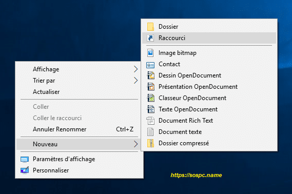 Les raccourcis sous Windows 10 tutoriel détaillé image 27
